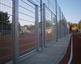 Ogrodzenia boisk