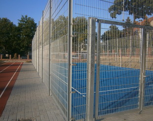 Ogrodzenia sportowe