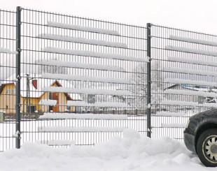 ogrodzenie 2D 6-5-6 H-2230 Zn+RAL 7016 (zima)