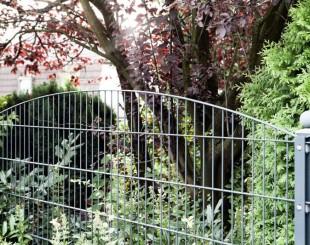 panele ogrodzeniowe 2D wypukłe