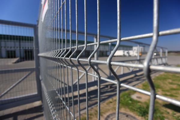 panele ogrodzeniowe 3D 4V